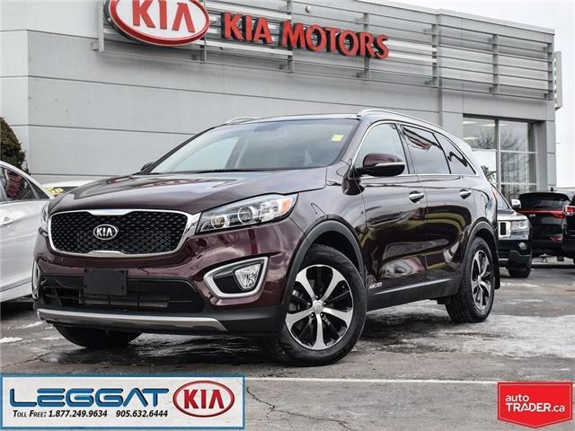 2018 Kia Sorento  (Stk: 907088A) in Burlington - Image 1 of 23
