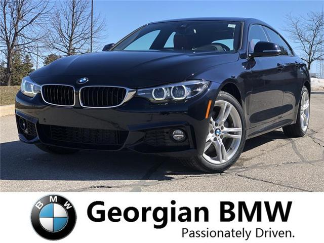 2019 BMW 430i xDrive Gran Coupe  (Stk: B19088) in Barrie - Image 1 of 19