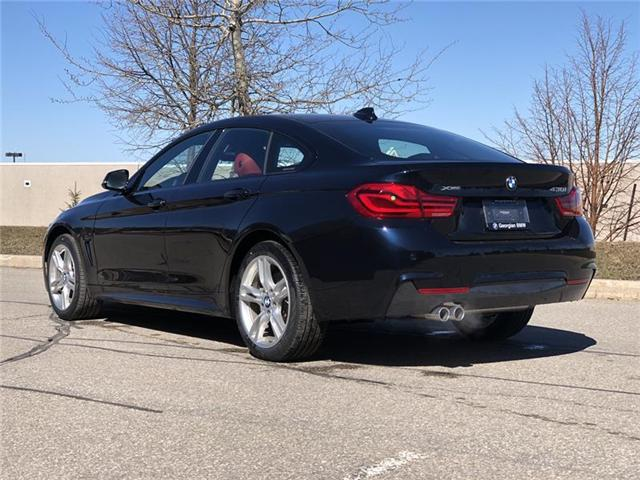 2019 BMW 430i xDrive Gran Coupe  (Stk: B19088) in Barrie - Image 5 of 19