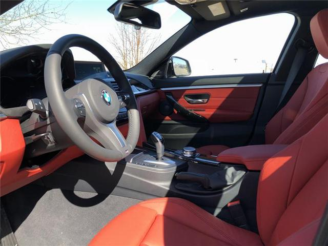 2019 BMW 430i xDrive Gran Coupe  (Stk: B19088) in Barrie - Image 9 of 19