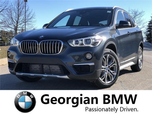 2019 BMW X1 xDrive28i (Stk: B19089) in Barrie - Image 1 of 20