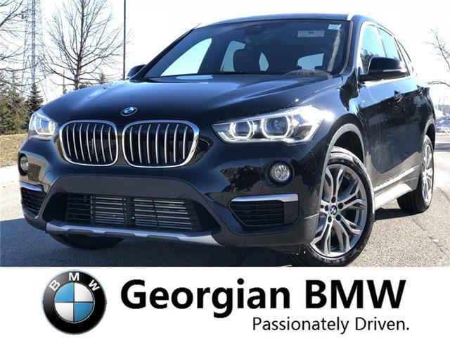 2019 BMW X1 xDrive28i (Stk: B19098) in Barrie - Image 1 of 19