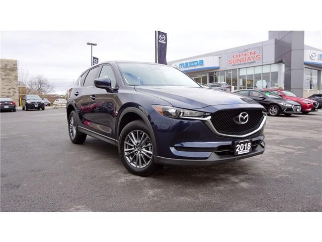 2018 Mazda CX-5 GS (Stk: HR725) in Hamilton - Image 2 of 36