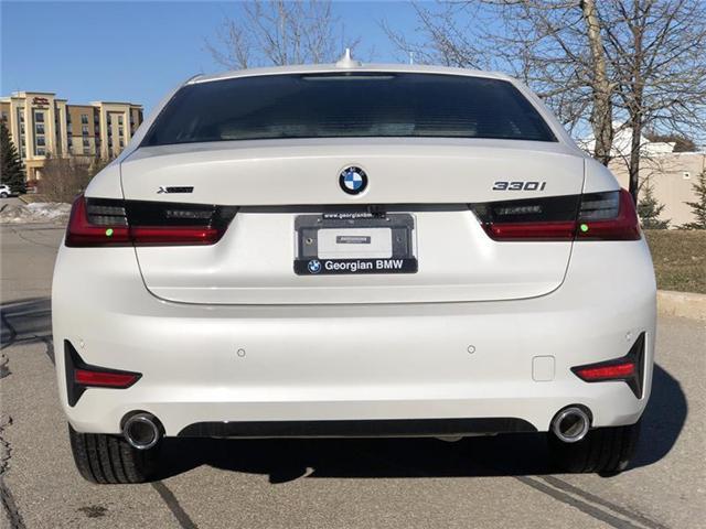 2019 BMW 330i xDrive (Stk: B19135) in Barrie - Image 7 of 20