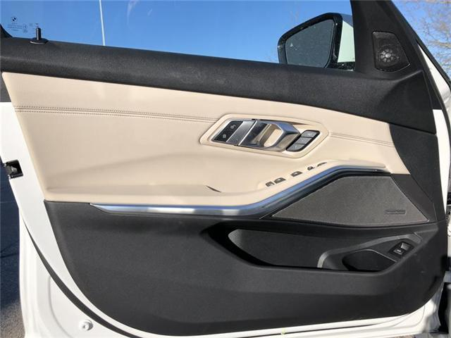 2019 BMW 330i xDrive (Stk: B19135) in Barrie - Image 11 of 20