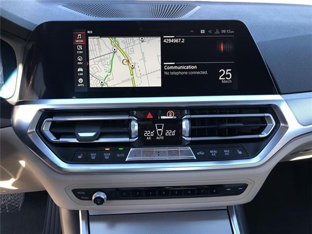 2019 BMW 330i xDrive (Stk: B19135) in Barrie - Image 13 of 20