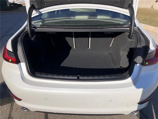 2019 BMW 330i xDrive (Stk: B19135) in Barrie - Image 20 of 20