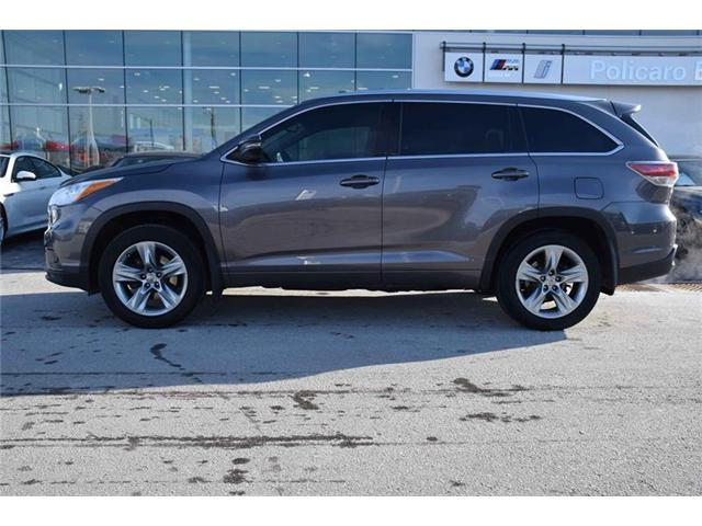2015 Toyota Highlander Limited (Stk: PP04281A) in Brampton - Image 2 of 14