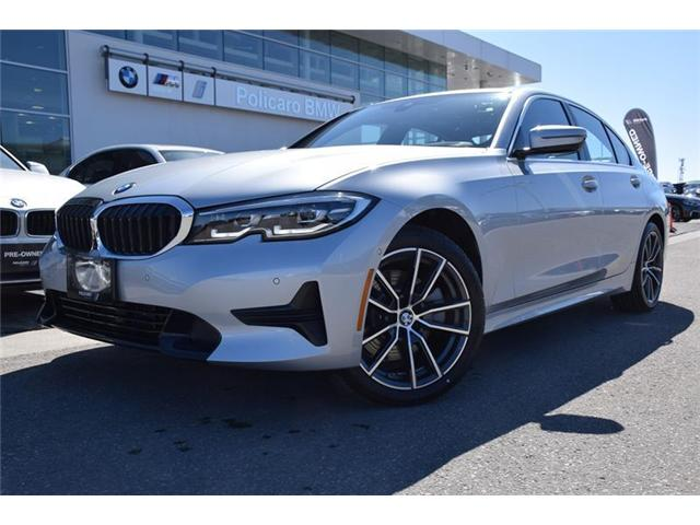 2019 BMW 330i xDrive (Stk: 9J79167) in Brampton - Image 1 of 12