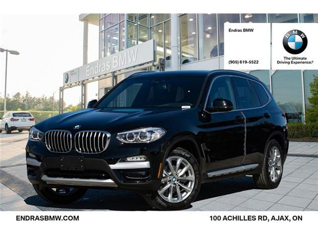 2019 BMW X3 xDrive30i (Stk: 35434) in Ajax - Image 1 of 19