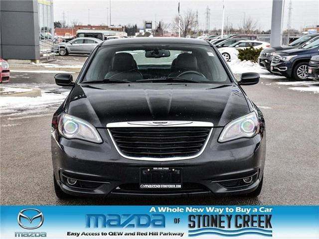 2012 Chrysler 200 S (Stk: SR1030A) in Hamilton - Image 2 of 21