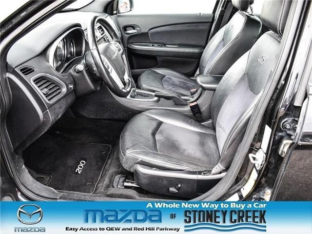 2012 Chrysler 200 S (Stk: SR1030A) in Hamilton - Image 13 of 21