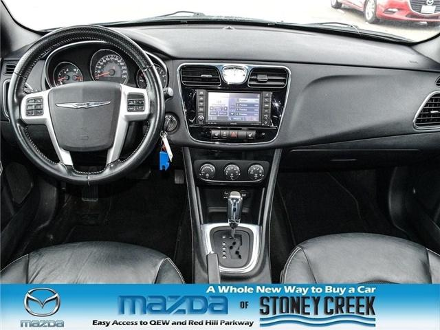 2012 Chrysler 200 S (Stk: SR1030A) in Hamilton - Image 15 of 21