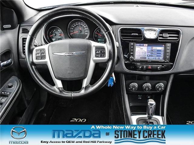 2012 Chrysler 200 S (Stk: SR1030A) in Hamilton - Image 16 of 21