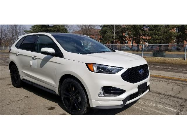 2019 Ford Edge ST (Stk: 19ED1223) in Unionville - Image 1 of 17