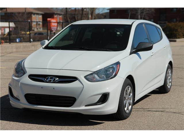 2014 Hyundai Accent GL (Stk: ak-1901) in Waterloo - Image 1 of 27