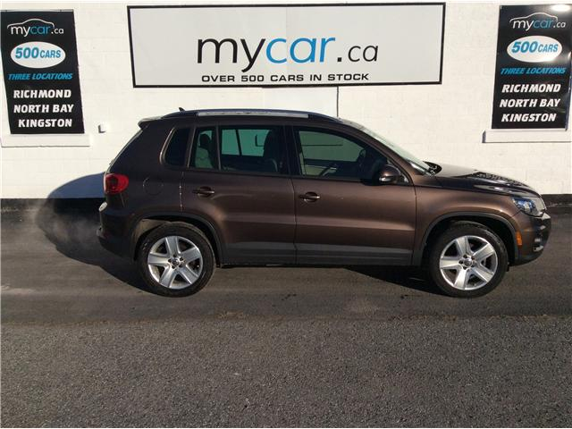 2015 Volkswagen Tiguan Comfortline (Stk: 190326) in North Bay - Image 2 of 21
