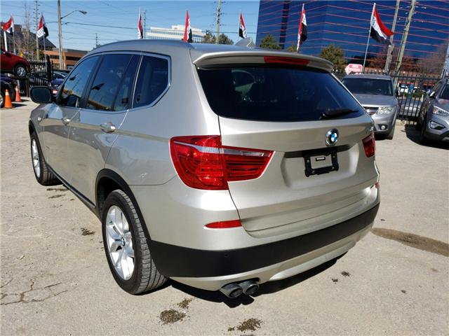 2013 BMW X3 xDrive28i (Stk: a23401) in Toronto - Image 3 of 15
