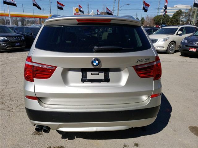 2013 BMW X3 xDrive28i (Stk: a23401) in Toronto - Image 4 of 15
