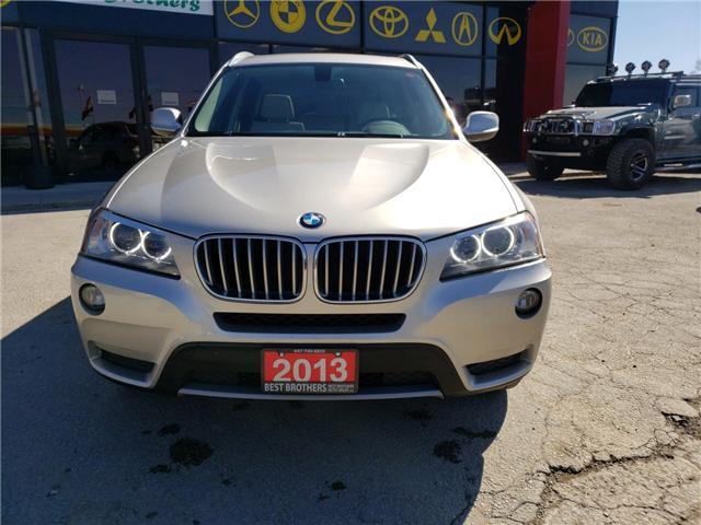 2013 BMW X3 xDrive28i (Stk: a23401) in Toronto - Image 8 of 15