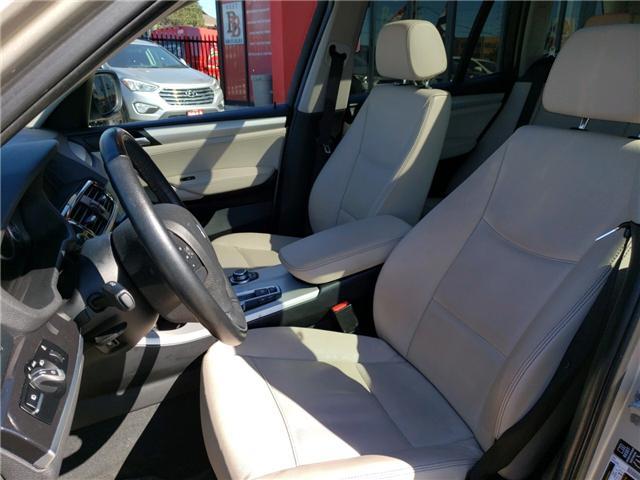 2013 BMW X3 xDrive28i (Stk: a23401) in Toronto - Image 9 of 15