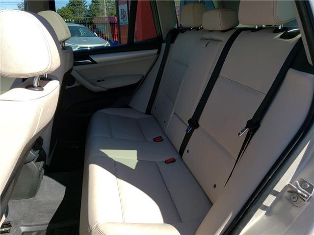 2013 BMW X3 xDrive28i (Stk: a23401) in Toronto - Image 10 of 15