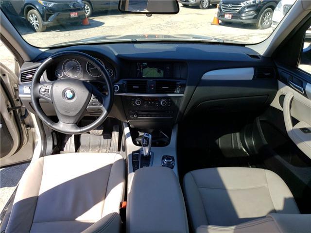 2013 BMW X3 xDrive28i (Stk: a23401) in Toronto - Image 11 of 15