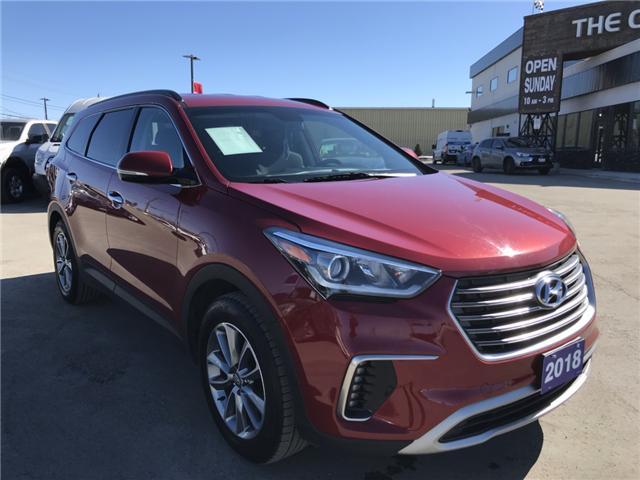 2018 Hyundai Santa Fe XL Premium (Stk: 19104) in Sudbury - Image 1 of 19