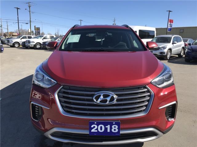 2018 Hyundai Santa Fe XL Premium (Stk: 19104) in Sudbury - Image 2 of 19