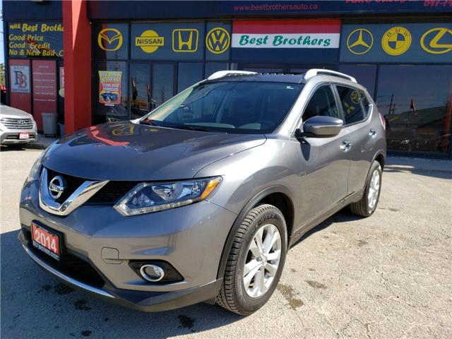 2014 Nissan Rogue SV (Stk: 849279) in Toronto - Image 1 of 15