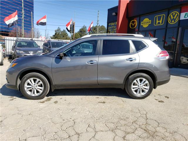 2014 Nissan Rogue SV (Stk: 849279) in Toronto - Image 2 of 15
