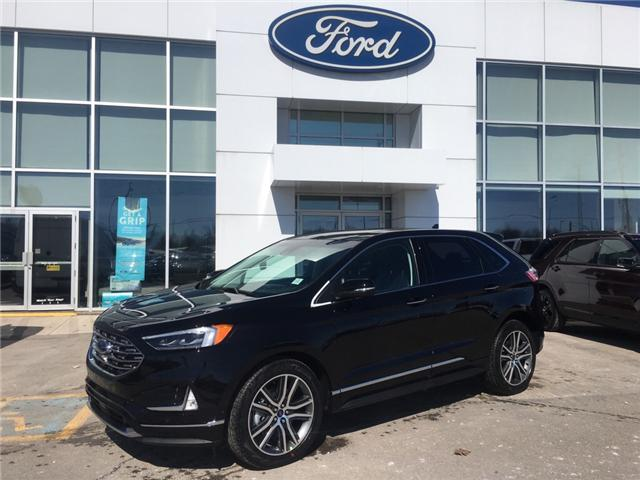 2019 Ford Edge Titanium (Stk: 19165) in Perth - Image 1 of 13