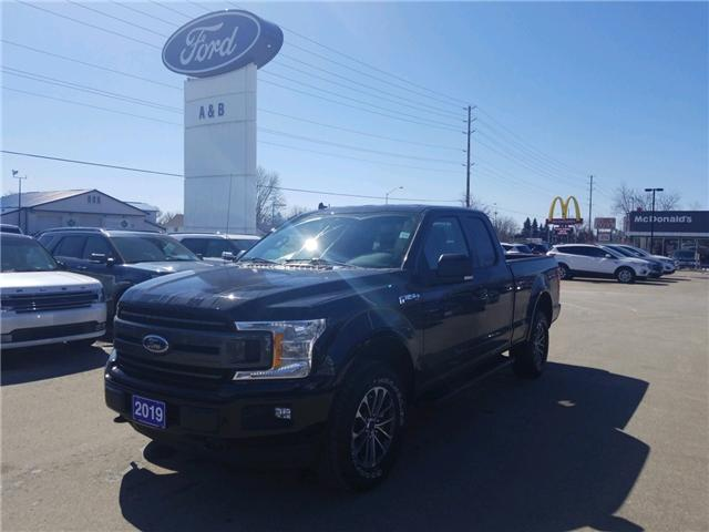 2019 Ford F-150  (Stk: 19109) in Perth - Image 1 of 14
