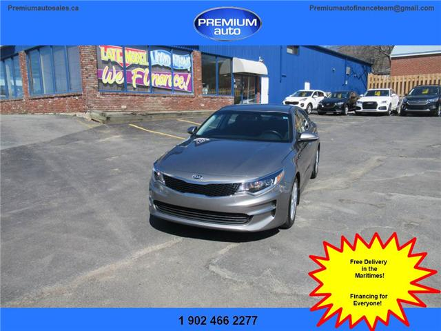 2018 Kia Optima LX+ (Stk: 191695) in Dartmouth - Image 1 of 25