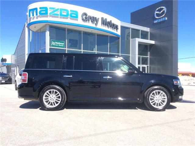 2018 Ford Flex SEL (Stk: 03334P) in Owen Sound - Image 1 of 23
