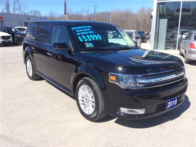 2018 Ford Flex SEL (Stk: 03334P) in Owen Sound - Image 2 of 23