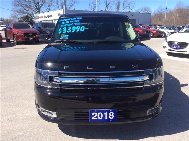 2018 Ford Flex SEL (Stk: 03334P) in Owen Sound - Image 3 of 23