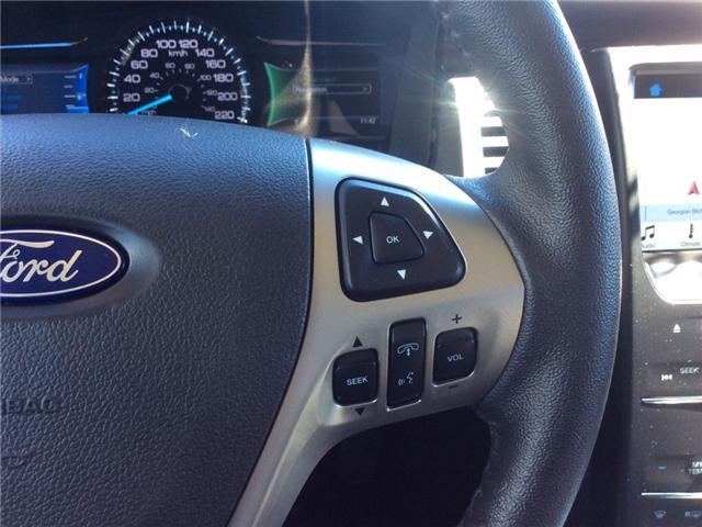 2018 Ford Flex SEL (Stk: 03334P) in Owen Sound - Image 12 of 23