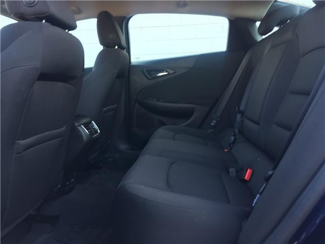 2018 Chevrolet Malibu LT (Stk: D1291) in Regina - Image 17 of 21