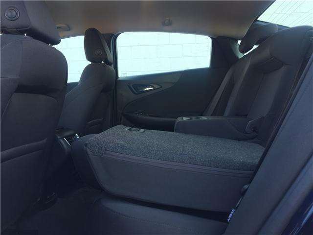 2018 Chevrolet Malibu LT (Stk: D1291) in Regina - Image 19 of 21