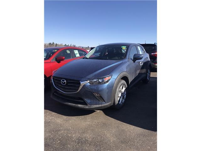 2019 Mazda CX-3 GS (Stk: 219-59) in Pembroke - Image 1 of 1