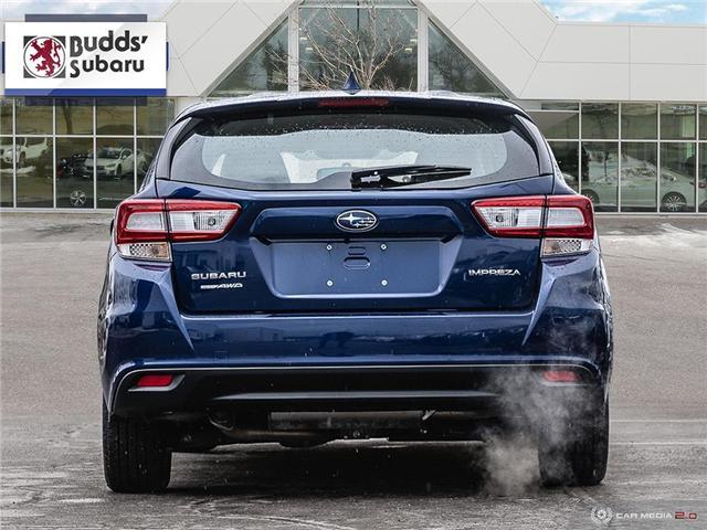 2018 Subaru Impreza Touring (Stk: I18100R) in Oakville - Image 7 of 30