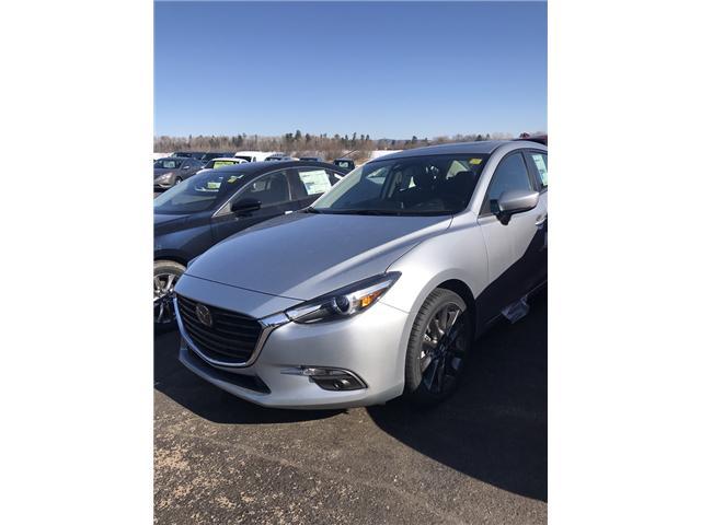 2018 Mazda Mazda3 GT (Stk: 218-216) in Pembroke - Image 1 of 1
