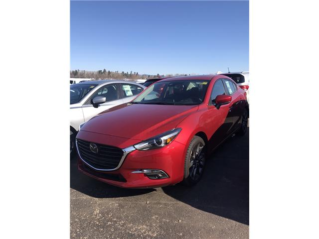 2018 Mazda Mazda3 GT (Stk: 218-218) in Pembroke - Image 1 of 1