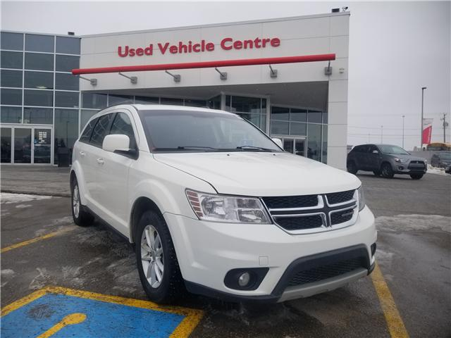 2014 Dodge Journey SXT (Stk: U194091V) in Calgary - Image 1 of 23