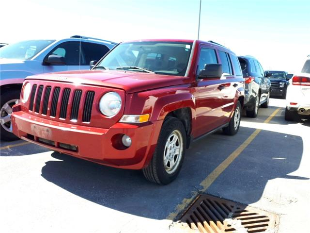 2007 Jeep Patriot Sport/North (Stk: 7D299707T) in Sarnia - Image 1 of 2
