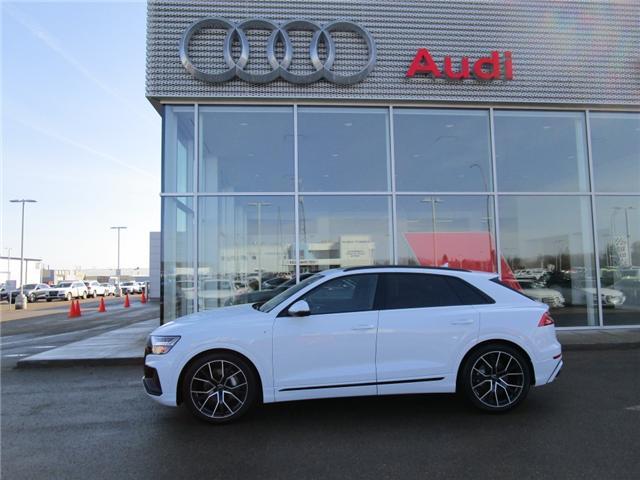 2019 Audi Q8 55 Technik (Stk: 190138) in Regina - Image 2 of 27