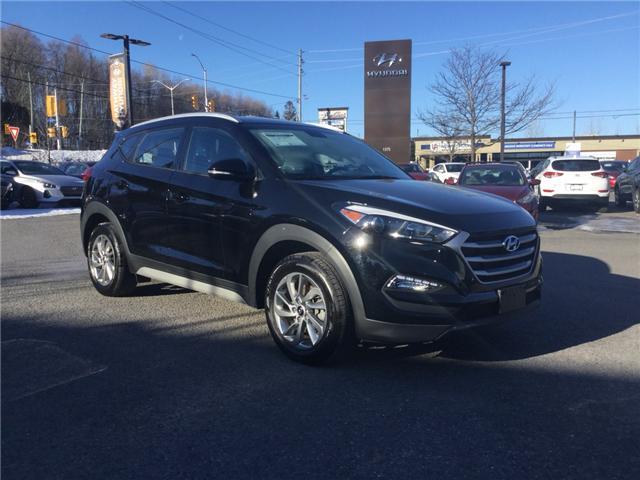2018 Hyundai Tucson Premium 2.0L (Stk: X1267) in Ottawa - Image 1 of 11
