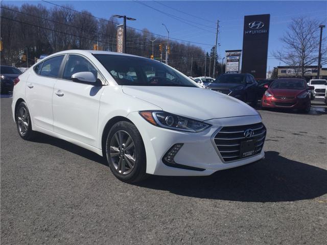2018 Hyundai Elantra GL (Stk: X1263) in Ottawa - Image 1 of 11