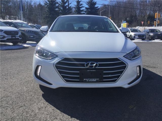 2018 Hyundai Elantra GL (Stk: X1263) in Ottawa - Image 2 of 11